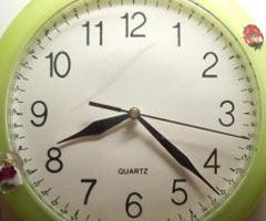 L'orologio dei bambini