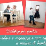 arredare casa montessori