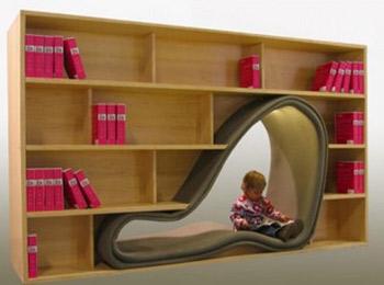 Una nicchia per leggere
