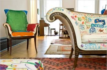 Mobili colorati dai bambini caseperbambini maya azzar - Mobili colorati design ...