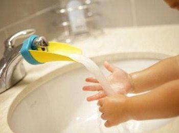 Lavandino a misura di bambino