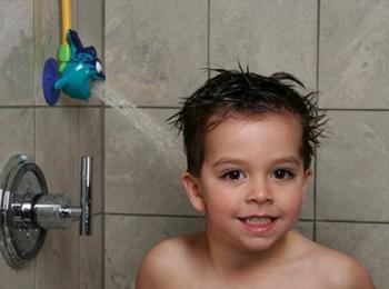 Prolunga per la doccia