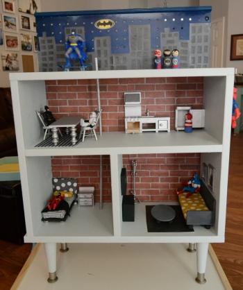 casa bambole maschi