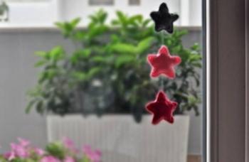 decorazioni in feltro