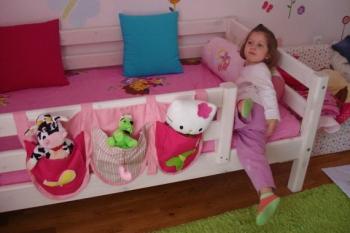 Letto con sponde per bambini design casa creativa e - Sponde letto bimbi ...