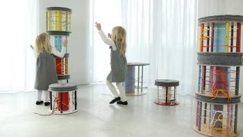torre giocattolo per bambini
