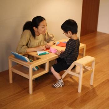 tavolo a misura di bambino