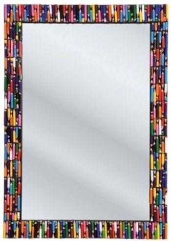 specchio riciclo matite