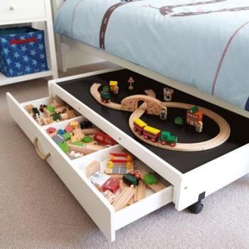 cassetto sotto letto