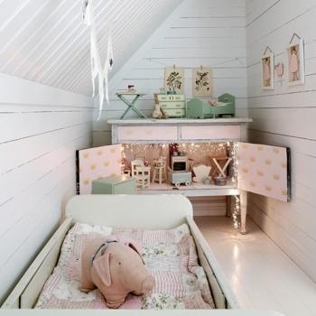 casa delle bambole diy