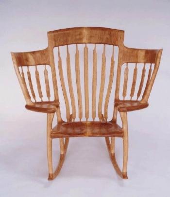 family chairsedia per tre