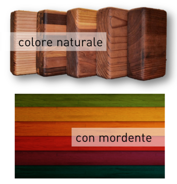 colori legno