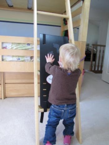 Ikea Scalette Per Letti A Castello.Blocco Per Scaletta Del Letto A Castello Caseperbambini Maya