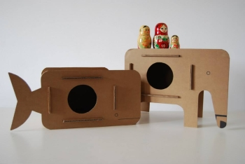 design per bambini comodino