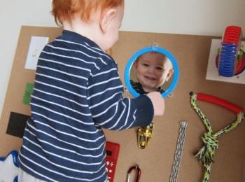Pannelli sensoriali per bambini